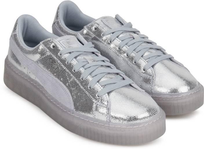 a075ecb2ee8 Puma Basket Platform NS Wn s Sneakers For Women - Buy Safari-Puma ...