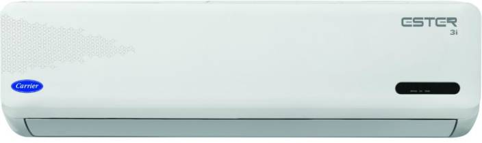 Carrier 1.5 Ton 3 Star BEE Rating 2018 Inverter AC  - White