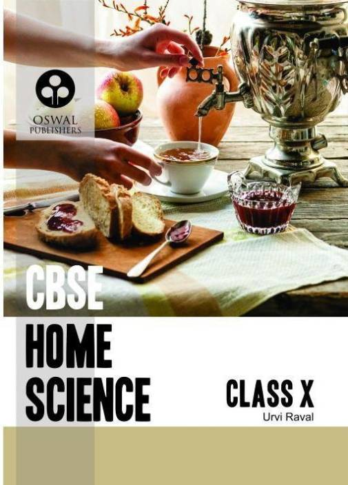 Oswal CBSE Home Science Textbook - Class X for Mar  2019