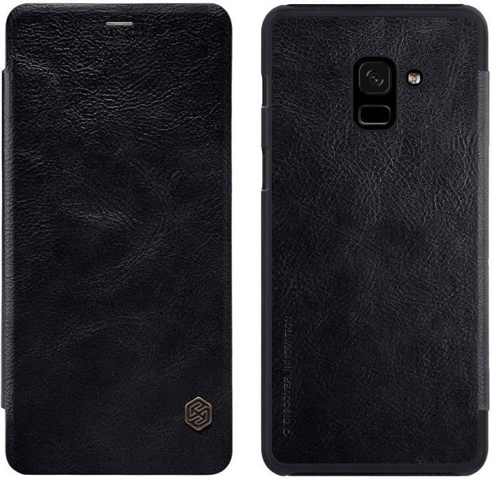the latest f6e4e e331c Vodex Flip Cover for Samsung Galaxy A8 Plus (2018), SAMSUNG A8 Plus ...