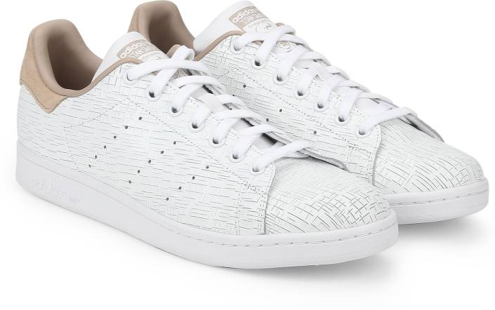 outlet store 4cc06 bb634 ADIDAS ORIGINALS STAN SMITH W Sneakers For Women - Buy FTWWHT/FTWWHT ...