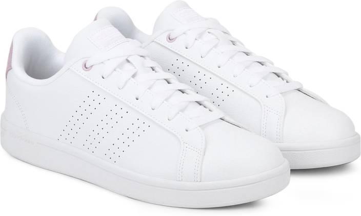 7f4320ee16051f ADIDAS CF ADVANTAGE CL Sneakers For Women - Buy FTWWHT FTWWHT AERPNK ...