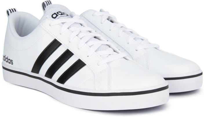 buy online b9fb6 6d35f ADIDAS VS PACE Sneakers For Men (White)