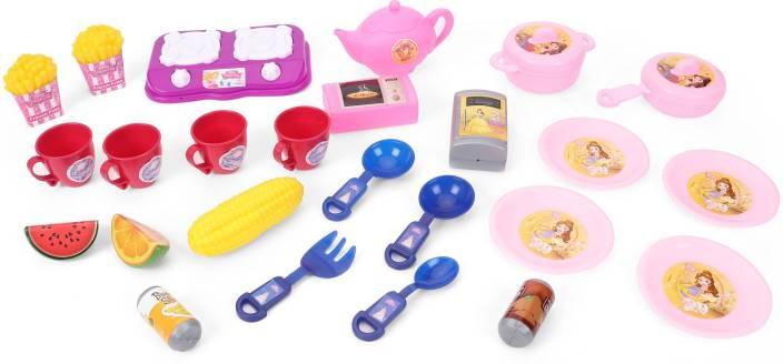 Disney Princess Trolly Kitchen Set