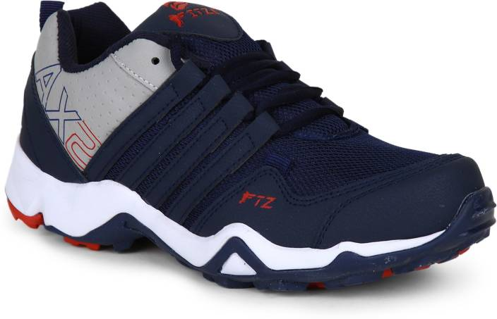 95ca25ccb0 Fitze Fitze 407 Running Shoes For Men - Buy Navy Red Color Fitze ...