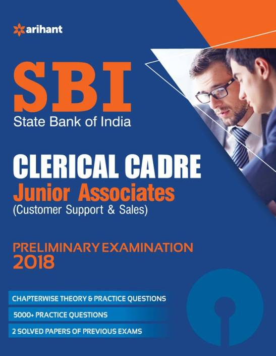 SBI Clerk Junior Associate Guide Pre Exam 2018