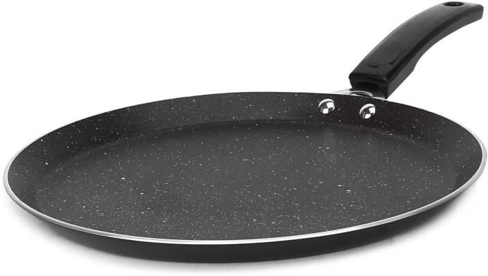 Flipkart SmartBuy Induction Bottom Splatter Finish Tawa 28 cm diameter