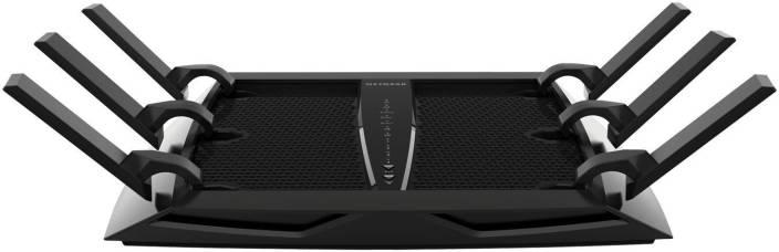 Netgear AC3200 Nighthawk X6 Tri-band Wi-Fi Router (R8000) Router