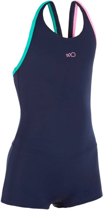 c0667d04c9756 NABAIJI by Decathlon Leony Shorty Solid Girls Swimsuit - Buy NABAIJI by  Decathlon Leony Shorty Solid Girls Swimsuit Online at Best Prices in India  ...