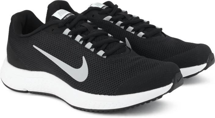 super cute 8362d a6c54 Nike WMNS NIKE RUNALLDAY Running Shoes For Women (Black)