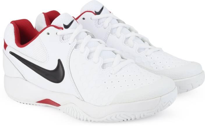 official photos 7c390 17c1e Nike AIR ZOOM RESISTANCE Tennis Shoes For Men (Multicolor)