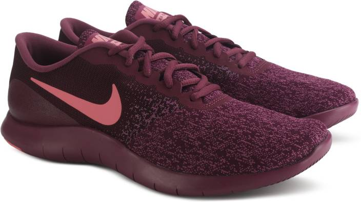 1aba8d1418 Nike WMNS NIKE FLEX CONTACT Running Shoes For Women - Buy RED Color ...