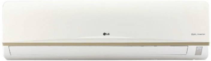 LG 2 Ton 3 Star BEE Rating 2018 Inverter AC  - White
