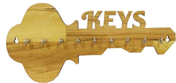 SUR LASER Wooden Key Holder