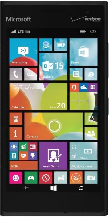 low priced cc22f 3325d Microsoft Lumia 735 (Black, 16 GB)
