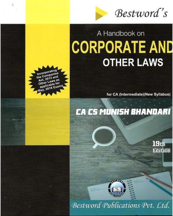 Munish Bhandari Law Book Pdf
