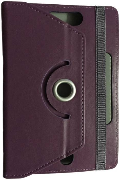 Kolorfame Book Cover for Lava Ivory S 4Gb (Wifi-3G)