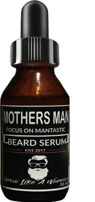 Mothers Man Beard Growth Serum & Oil Hair Oil