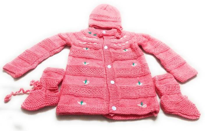 a015039da NewJainTraders Baby Boys   Baby Girls Casual Sweater Cap Price in ...