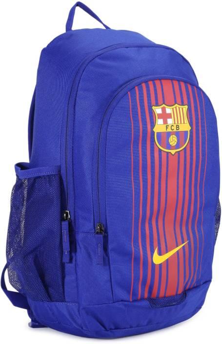 0fb8213bf04f Nike NK Stadium FCB 24 L Backpack Deep Royal