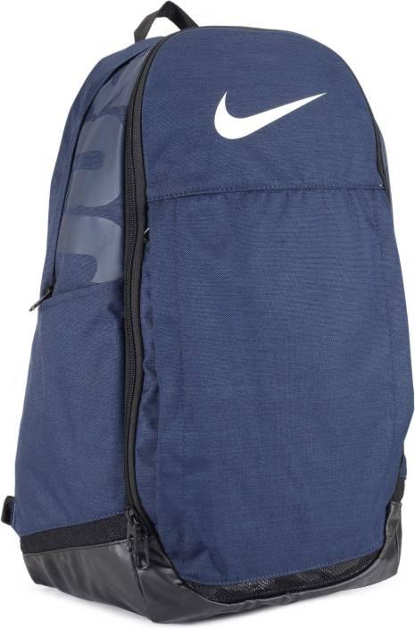 27bb890b893ea Nike NK BRSLA XL 33 L Backpack Midnight Navy