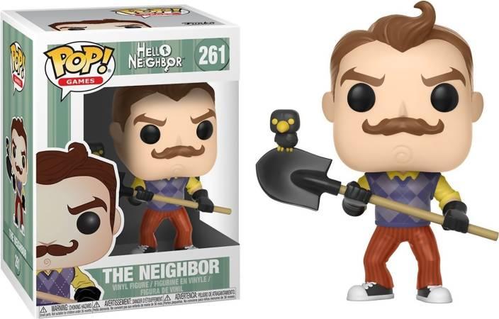 funko pop hello neighbo pop hello neighbo buy the neighbor