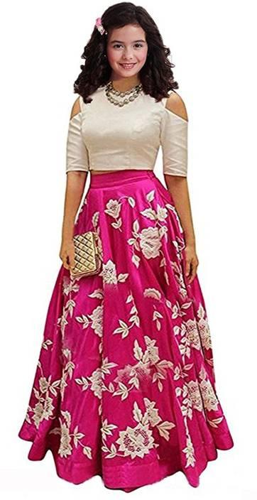 ef5f8d90c4 sardar fashion Women Two Piece Dress Pink Dress - Buy sardar fashion Women Two  Piece Dress Pink Dress Online at Best Prices in India | Flipkart.com