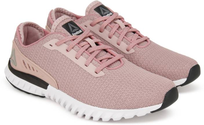 REEBOK WAVE RIDE Running Shoes For Women - Buy SHELL PINK BLK METSIL ... 9e67220e1