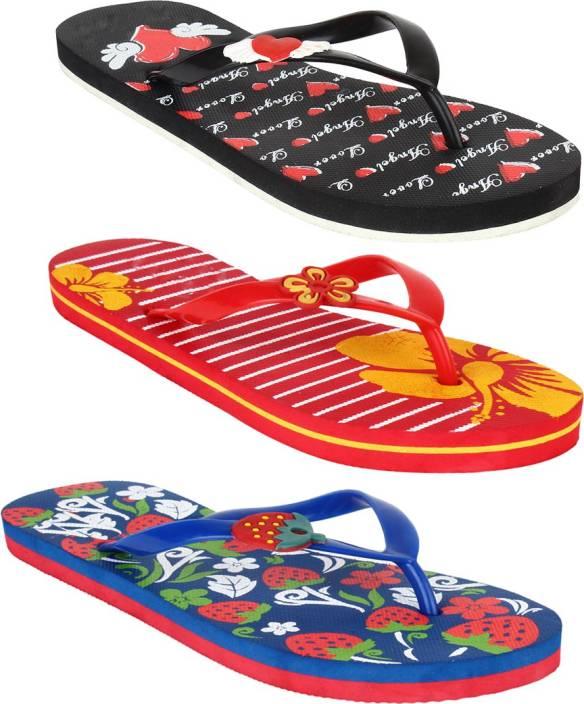 Bersache COMBO-342-341-340 Slippers