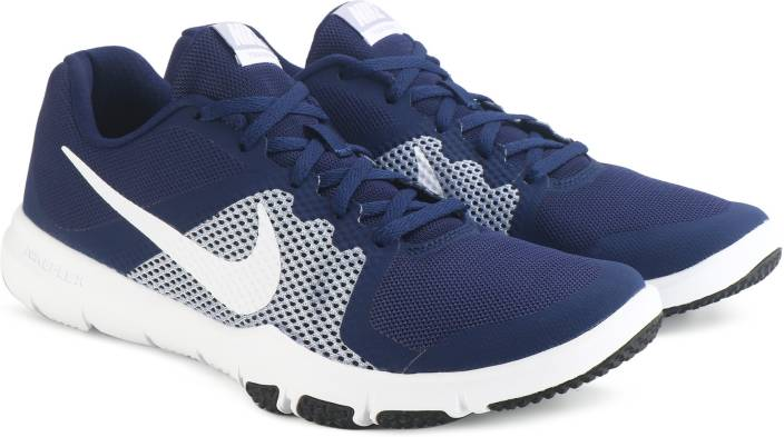 f2c2144b4d76 Nike FLEX CONTROL Training Shoes For Men - Buy BINARY BLUE WHITE ...