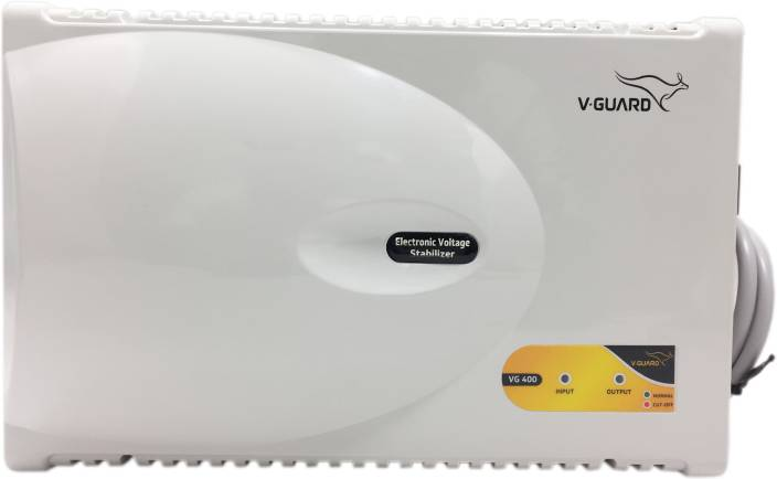 V-Guard VG 400 1 5 Ton AC Voltage Stabilizer