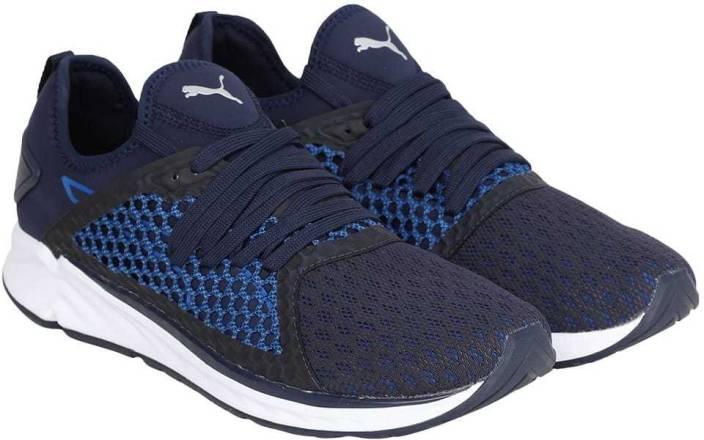 Puma IGNITE 4 NETFIT Running Shoes For Men - Buy Puma IGNITE 4 ... 7963ed9b7