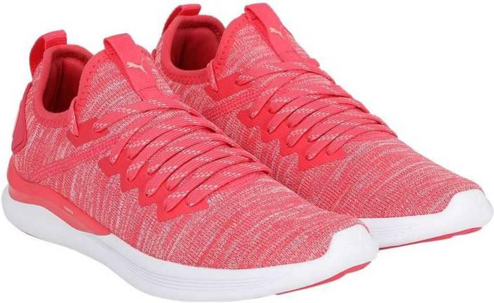 big sale 376a9 27ac7 Puma IGNITE Flash evoKNIT Wn s Training & Gym Shoes For Women