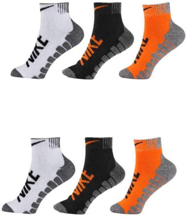 Nike Men's & Women's Ankle Length Socks