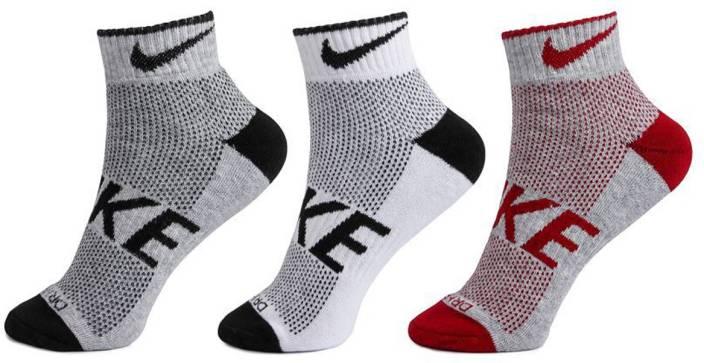 Nike Men's & Women's Ankle Length Socks
