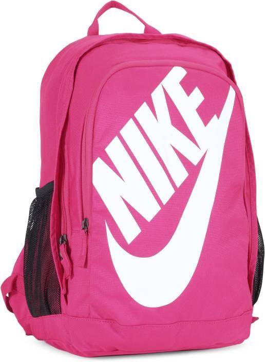 Nike NK Hayward Futura - Solid 25 L Backpack Rush Pink 9bc32af6aec5e