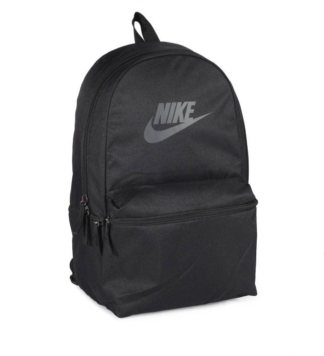 dd3e699e0fa5 Nike NK Heritage 26 L Backpack (Black)
