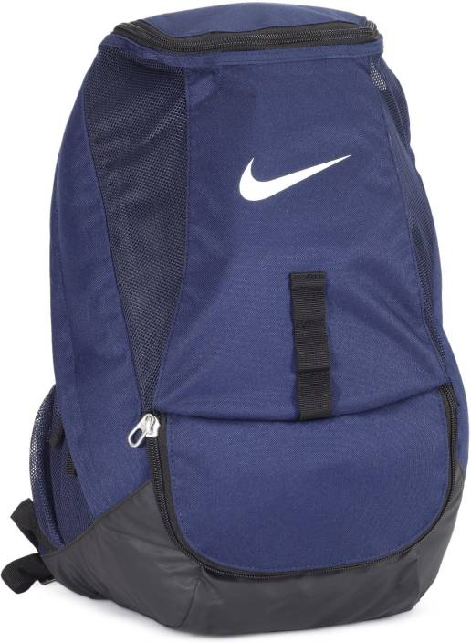 65ebdfa06b7 Nike NK Club Team - M 37 L Backpack Midnight Navy, Black, White ...