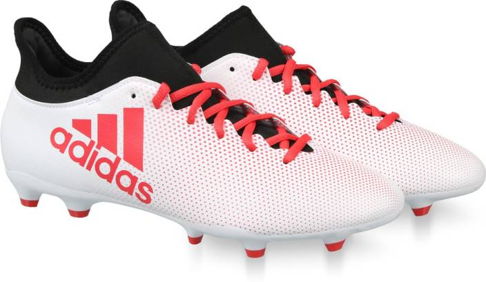 d3c5e5293530 ADIDAS X 17.3 FG Football Shoes For Men - Buy FTWWHT REACOR CBLACK ...