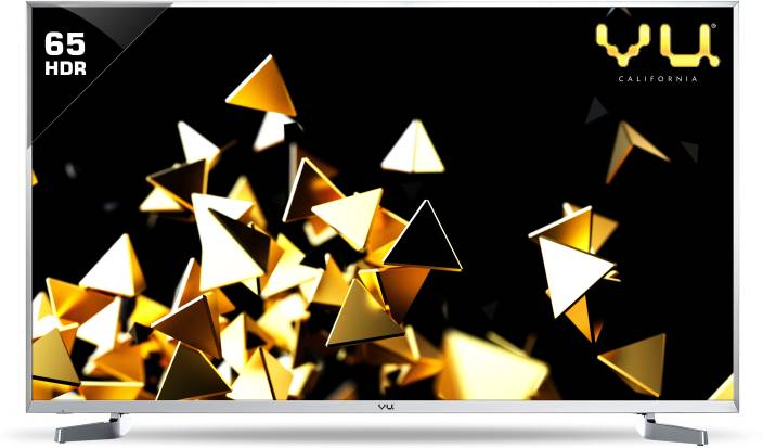 Vu 163cm (65 inch) Ultra HD (4K) LED Smart TV