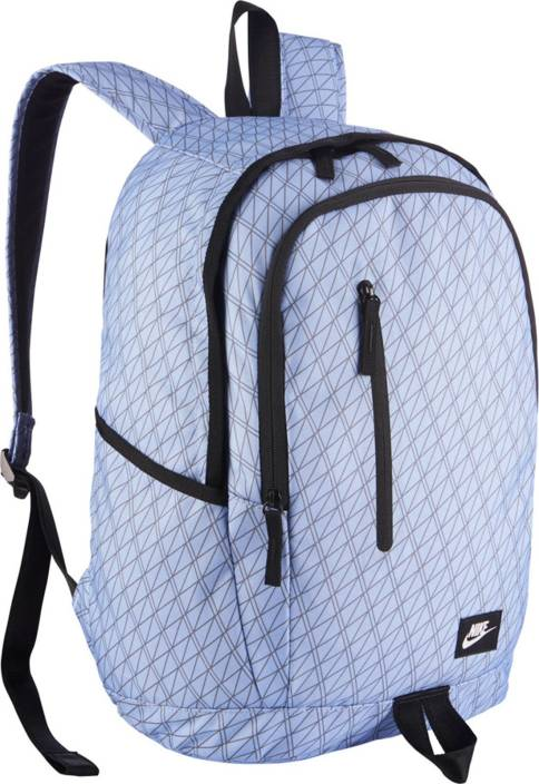 0672188d04b9 Nike All Access Soleday 25 L Backpack Blue - Price in India ...