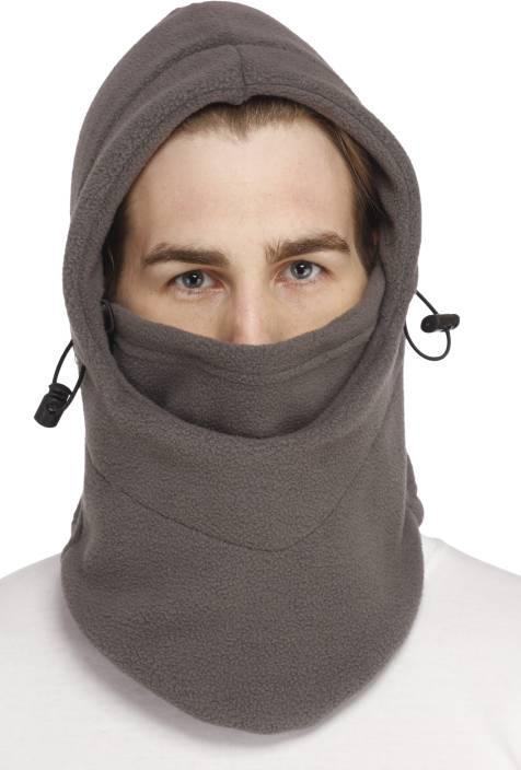 15094292b Cali Republic Solid 6 in 1 Unisex Fleece Balaclava Hood Bike Winter Skull  Cap Ski Mask Cap
