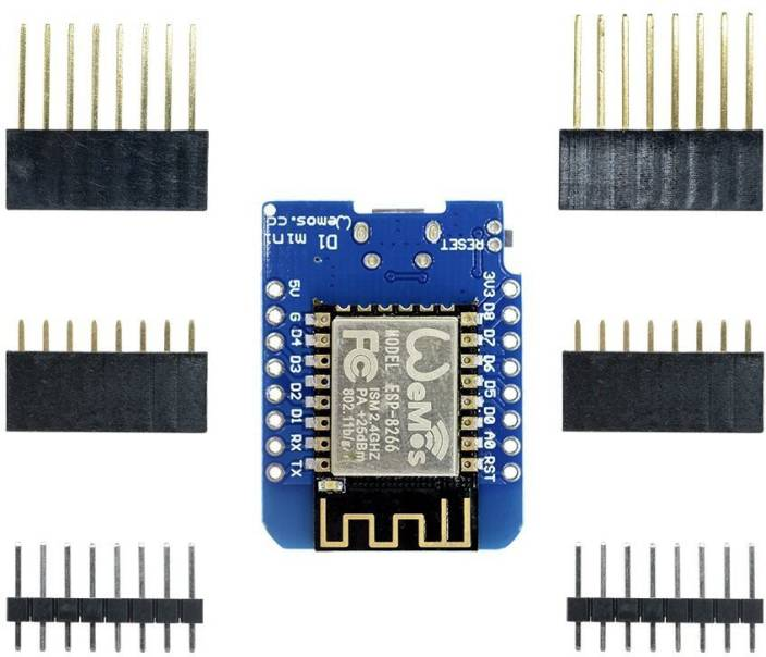 Robocraze Wemos D1 Mini ESP8266 NodeMcu Easy WIFI board for Arduino