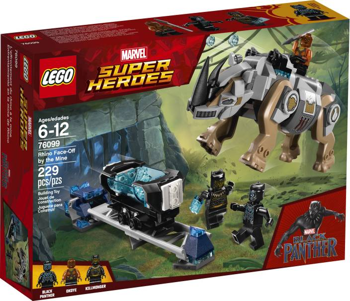 panther OffBuy face Conf Lego black pqMUzSV