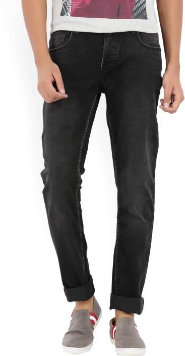 Integriti Slim Men's Black Jeans