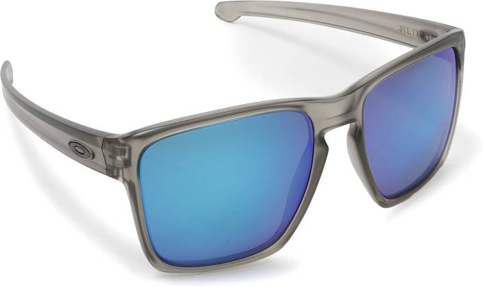 657ac7dc35 Buy Oakley SLIVER XL Round Sunglass For Men Online   Best Prices in India