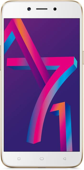 OPPO A71 New Edition (Gold, 16 GB)