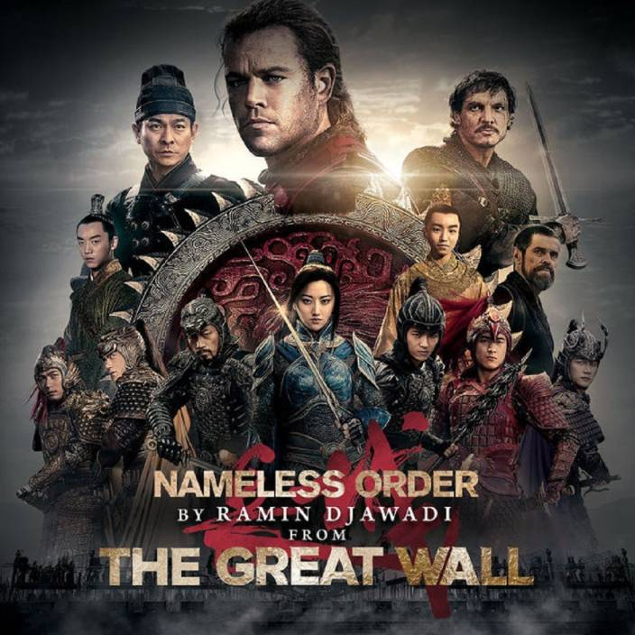 THE GREAT WALL (Bluray Movie 1080p with Full HD) Price in