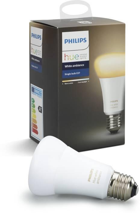 Philips Hue 9 5-Watt E27(White Ambiance)