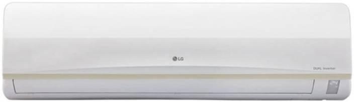 LG 1 Ton 3 Star BEE Rating 2018 Inverter AC  - White